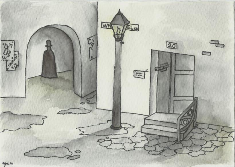 Portfolio: algunos de mis trabajos en Ilustración 5