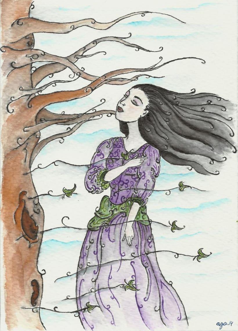 Portfolio: algunos de mis trabajos en Ilustración 7