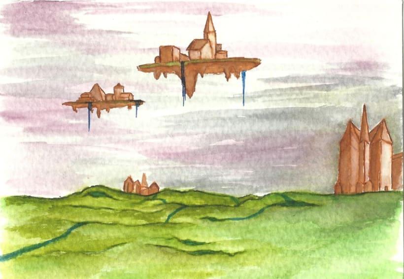 Portfolio: algunos de mis trabajos en Ilustración 13