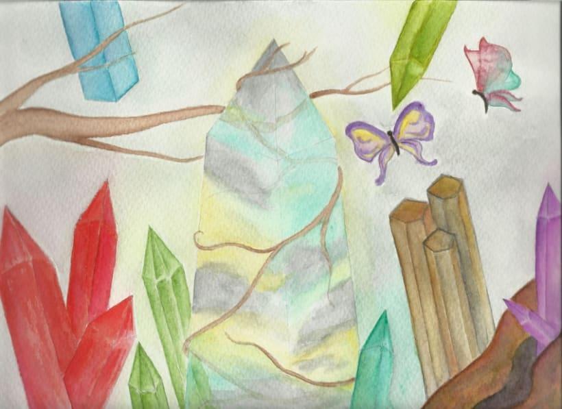 Portfolio: algunos de mis trabajos en Ilustración 14