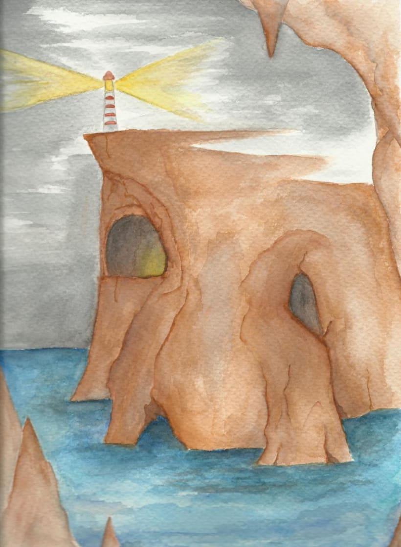 Portfolio: algunos de mis trabajos en Ilustración 17