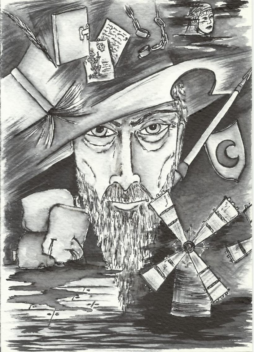 Portfolio: algunos de mis trabajos en Ilustración 15