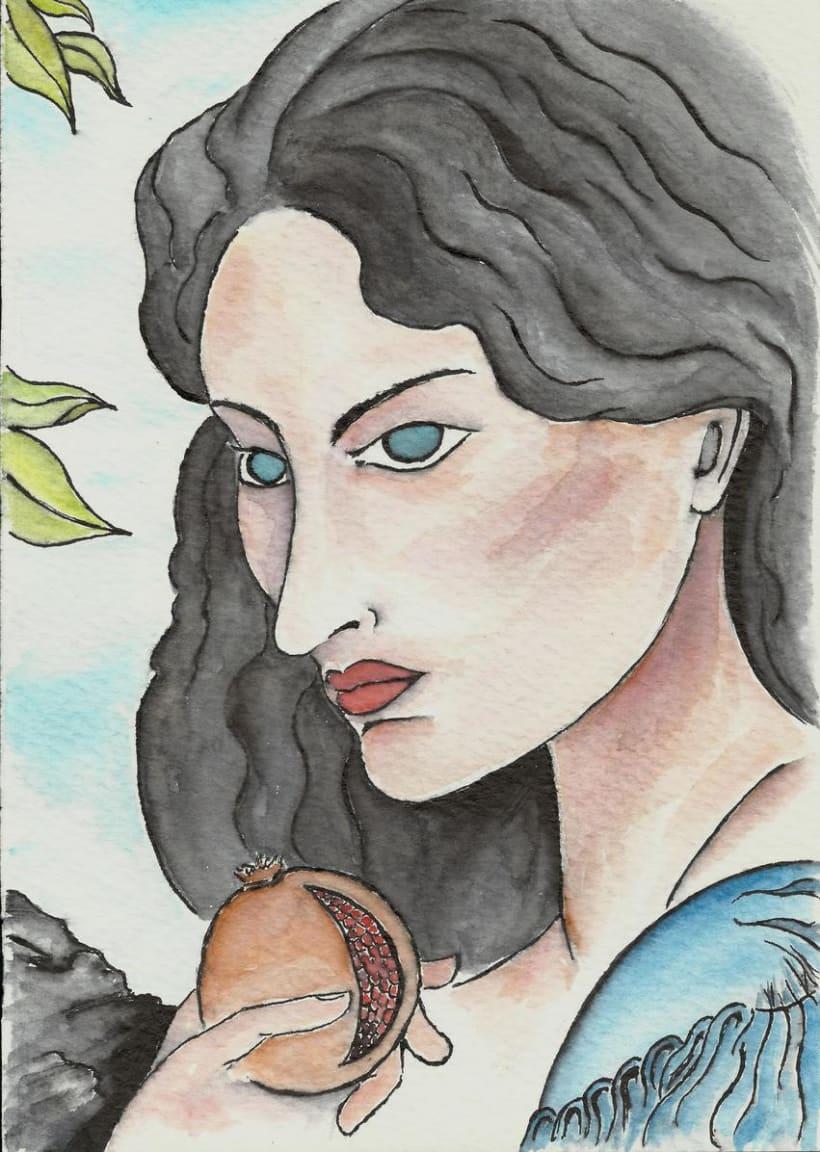 Portfolio: algunos de mis trabajos en Ilustración 22