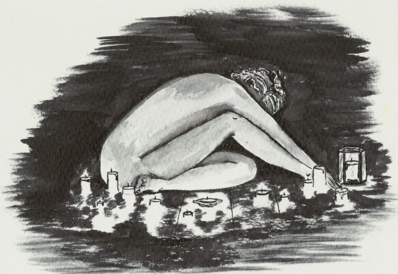 Portfolio: algunos de mis trabajos en Ilustración 23
