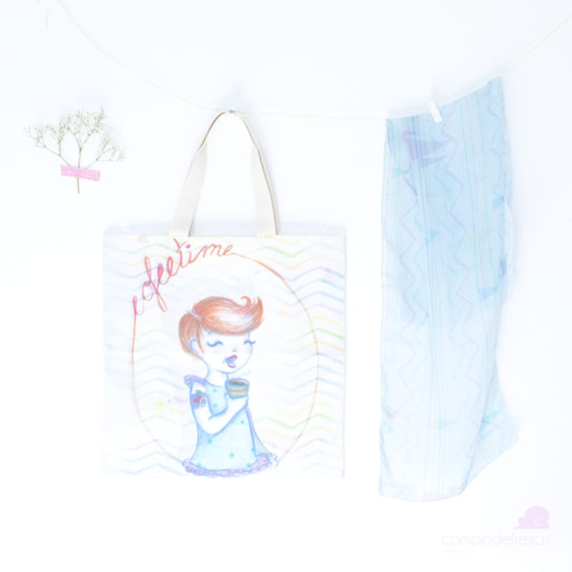 Totebags * foulares 3