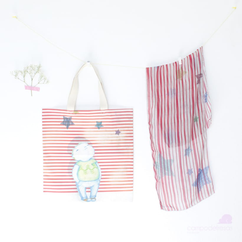 Totebags * foulares 14