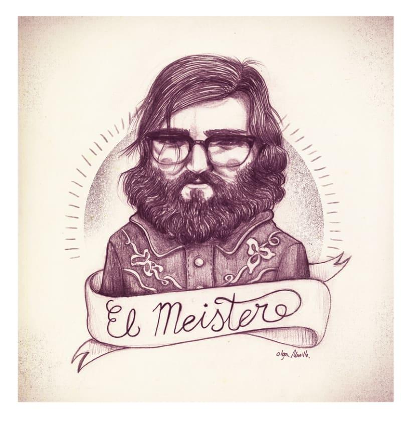 El Meister (caricatura) 1