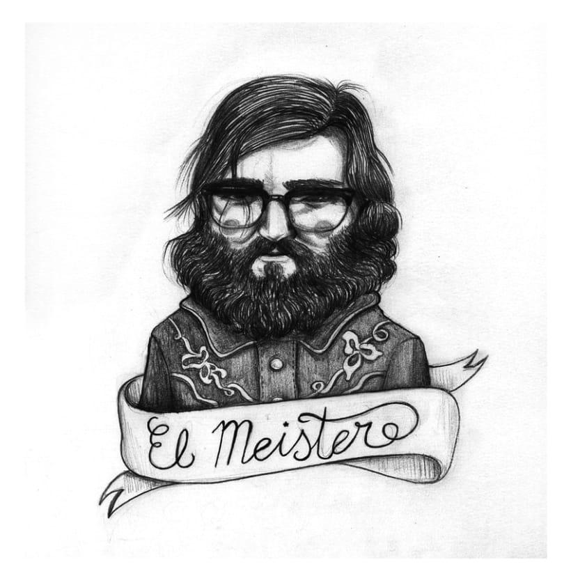 El Meister (caricatura) 0