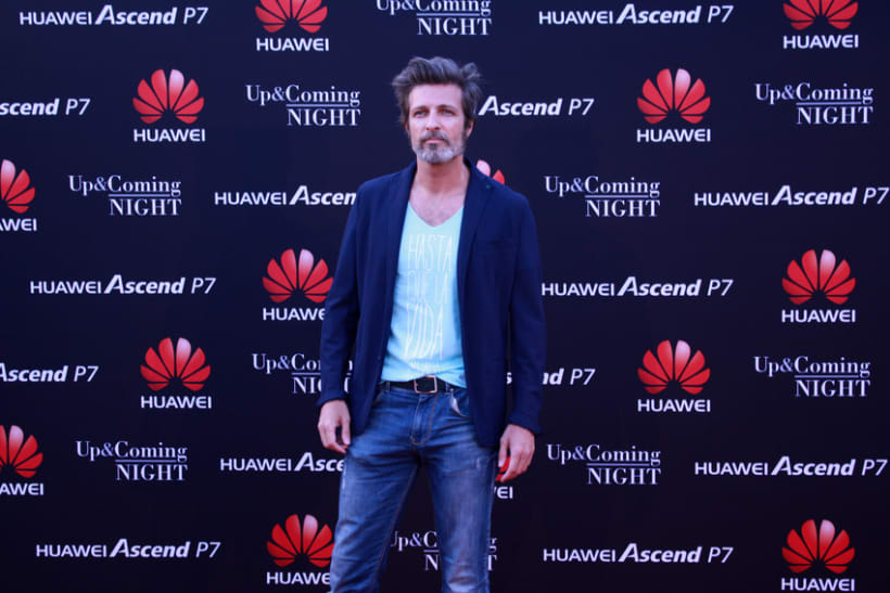 Evento Up&Coming Night by Huawei 2