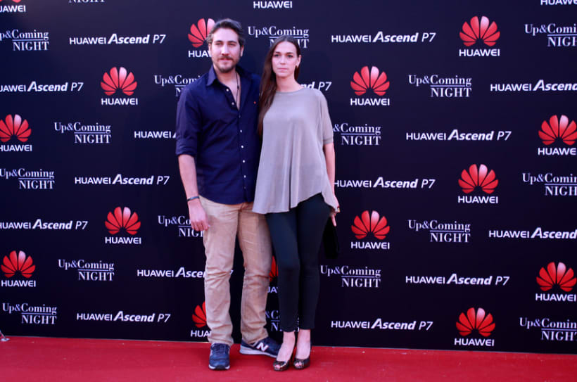 Evento Up&Coming Night by Huawei 3
