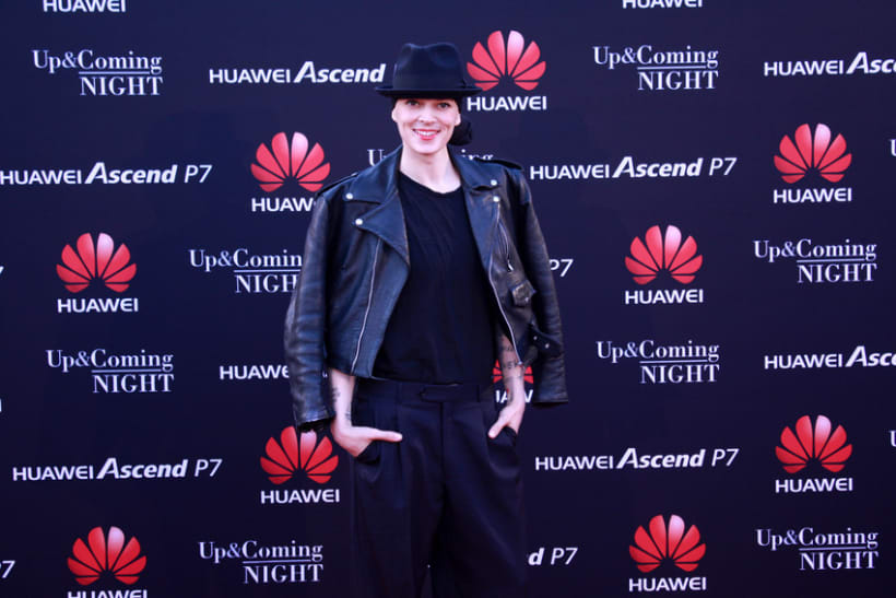 Evento Up&Coming Night by Huawei 4
