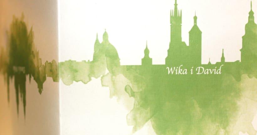 Invitaciones Bilingües (Cracovia + Santiago) 1