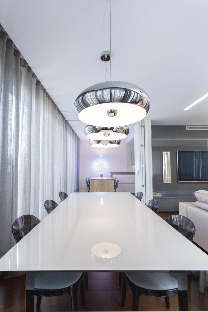 Diseño Interior Vivienda B&G 1