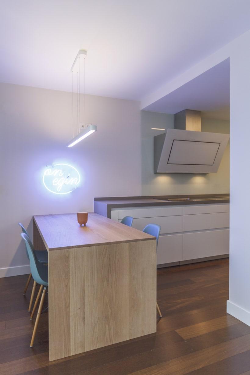 Diseño Interior Vivienda B&G 3