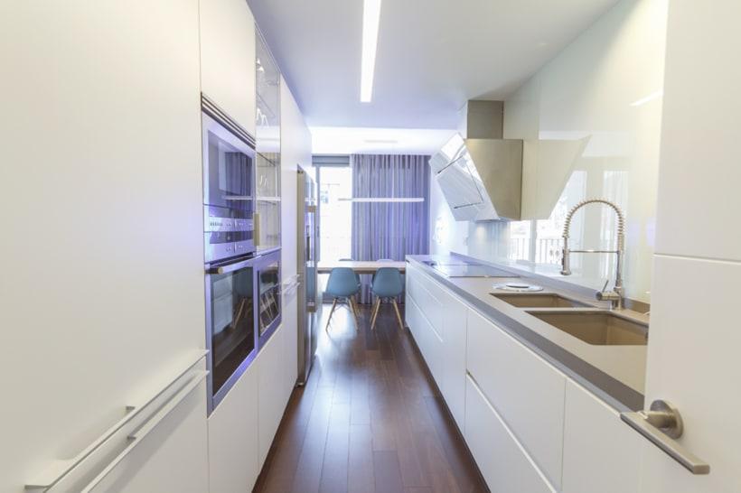 Diseño Interior Vivienda B&G 4