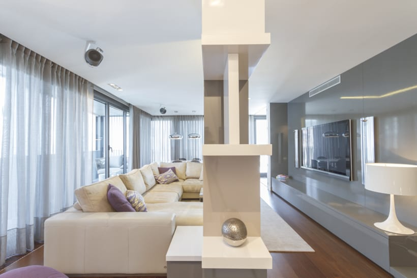 Diseño Interior Vivienda B&G 5