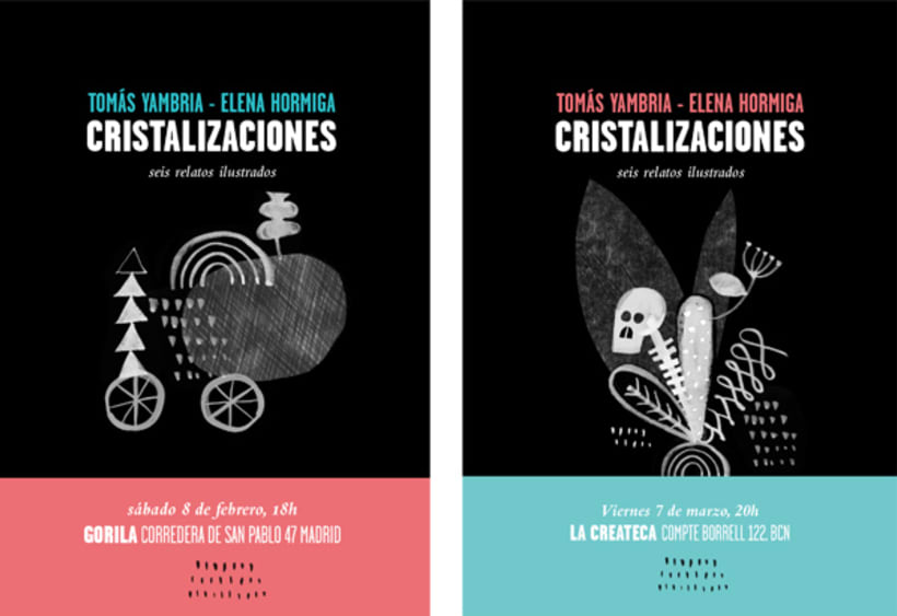 { BOOK } Cristalizaciones 8
