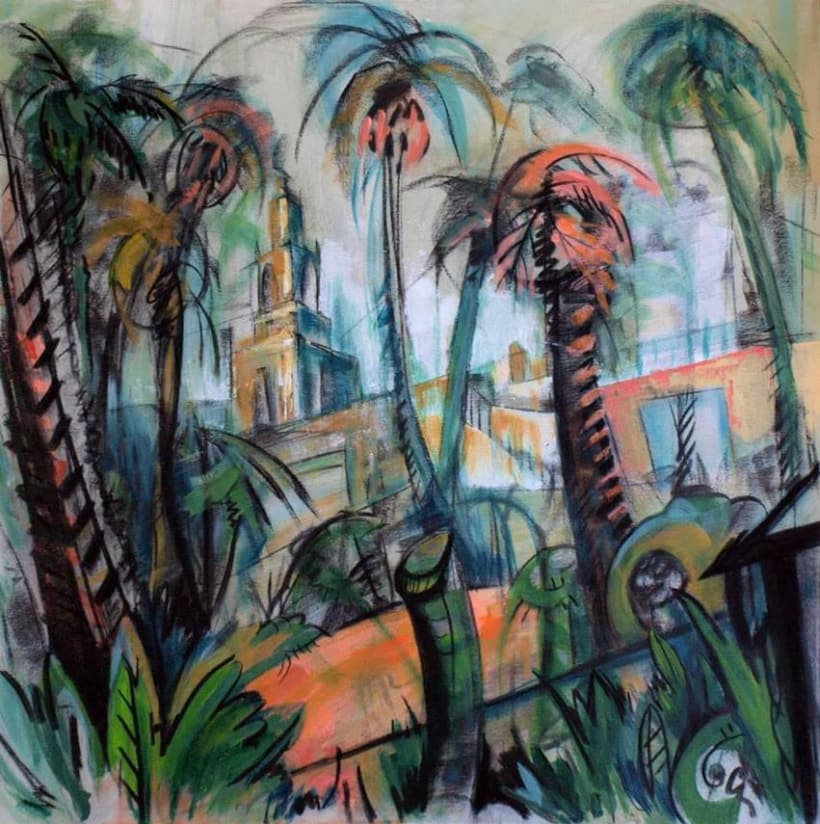 Pintura: paisajes 1