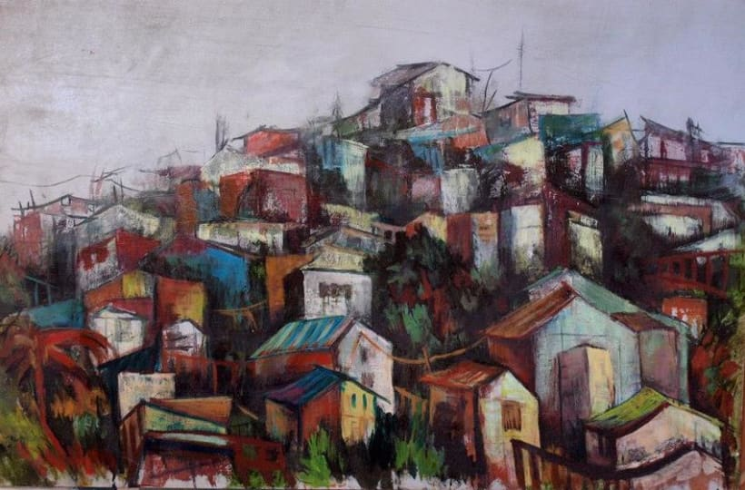 Pintura: paisajes 3
