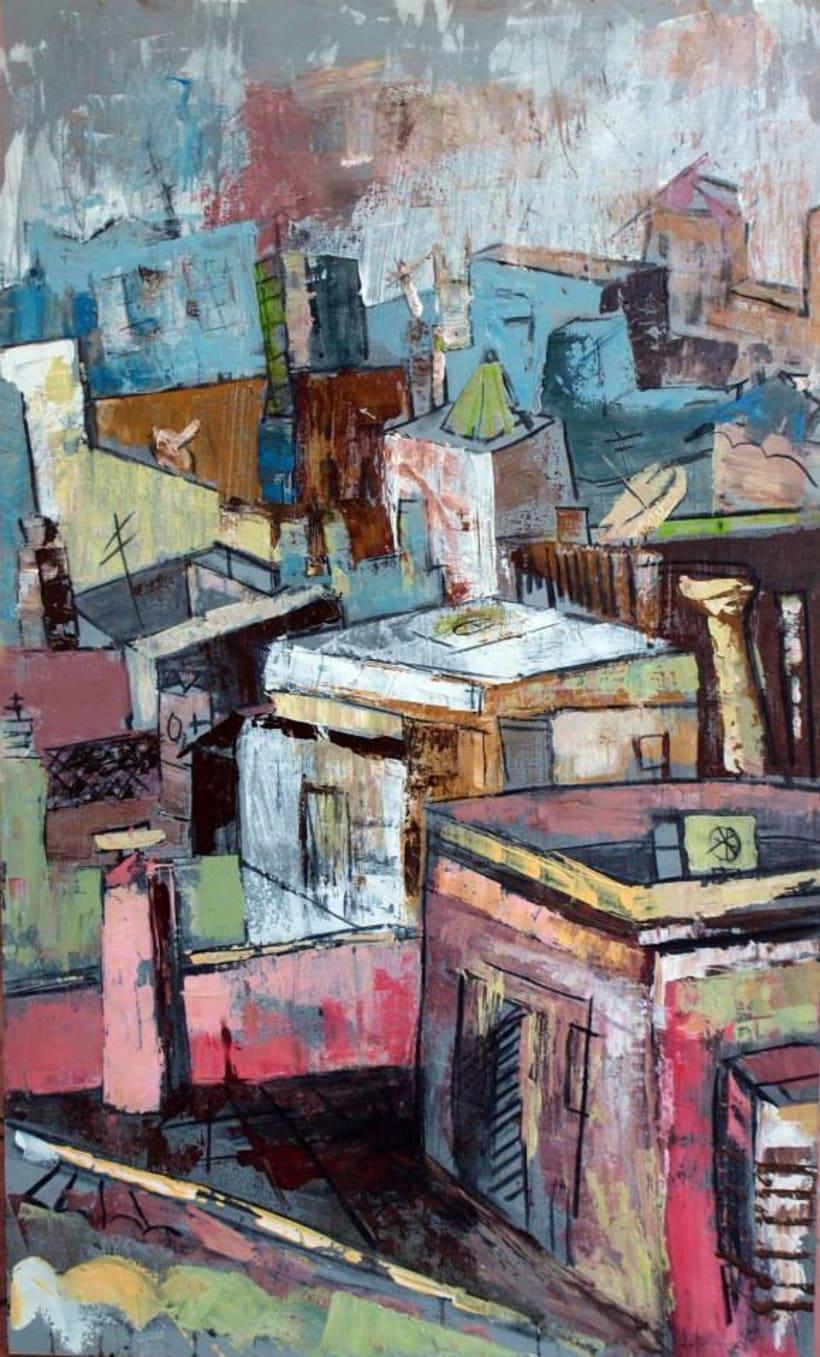 Pintura: paisajes 4