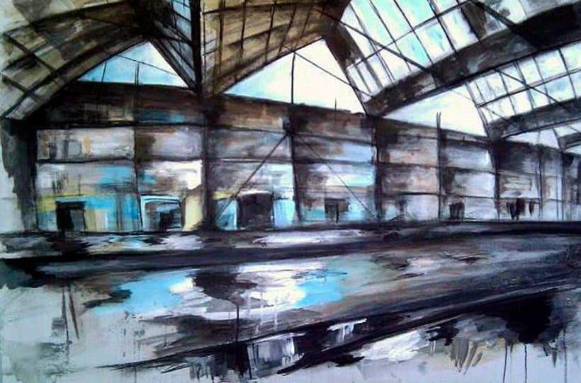 Pintura: paisajes 5