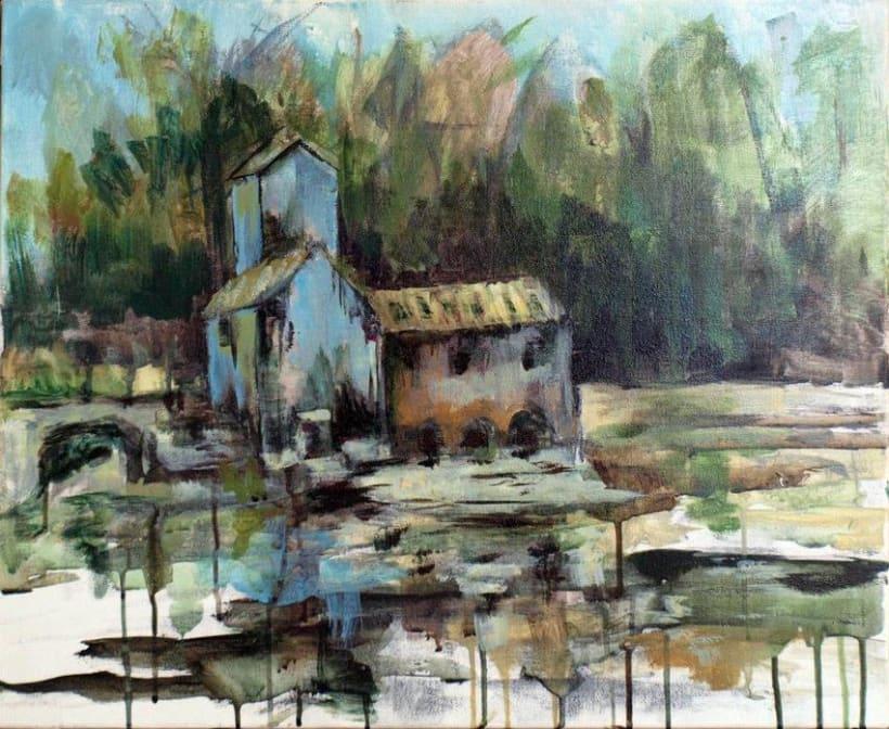 Pintura: paisajes 6