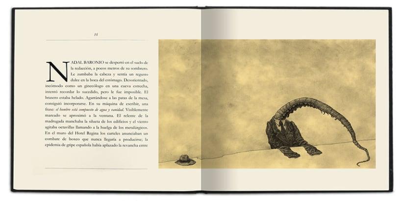 """Leyendario Criaturas de Agua"" Un álbum ilustrado 3"