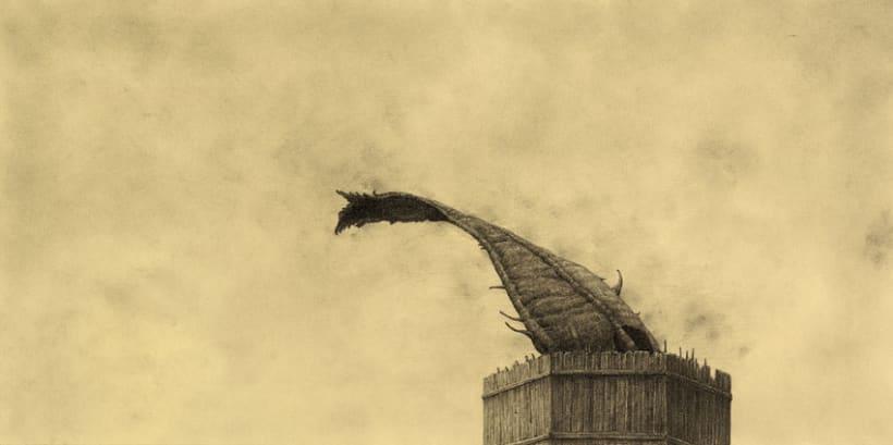 """Leyendario Criaturas de Agua"" Un álbum ilustrado 4"