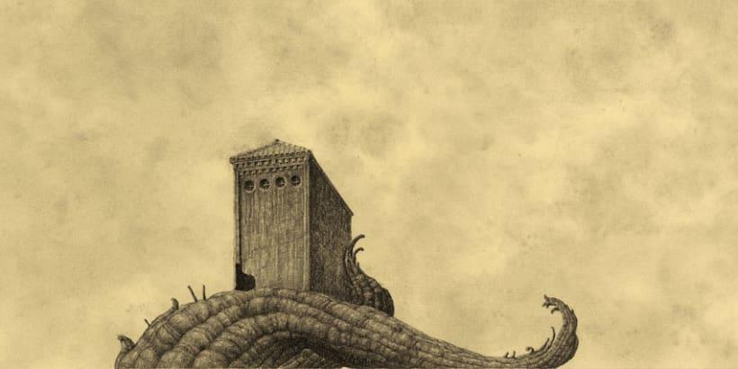 """Leyendario Criaturas de Agua"" Un álbum ilustrado 7"