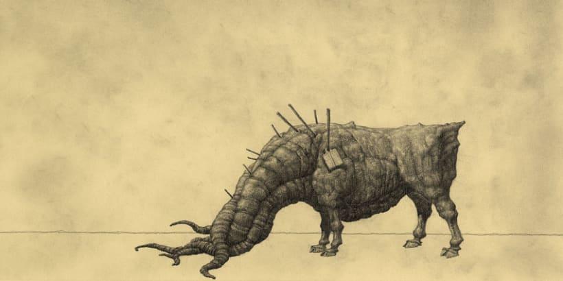 """Leyendario Criaturas de Agua"" Un álbum ilustrado 11"