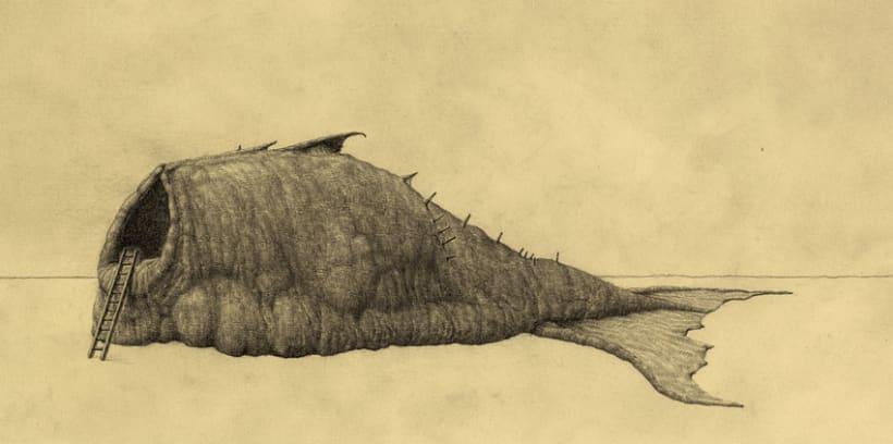 """Leyendario Criaturas de Agua"" Un álbum ilustrado 12"