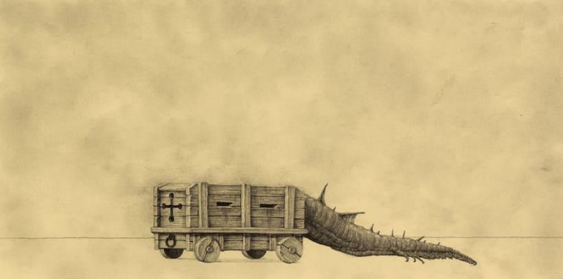 """Leyendario Criaturas de Agua"" Un álbum ilustrado 14"