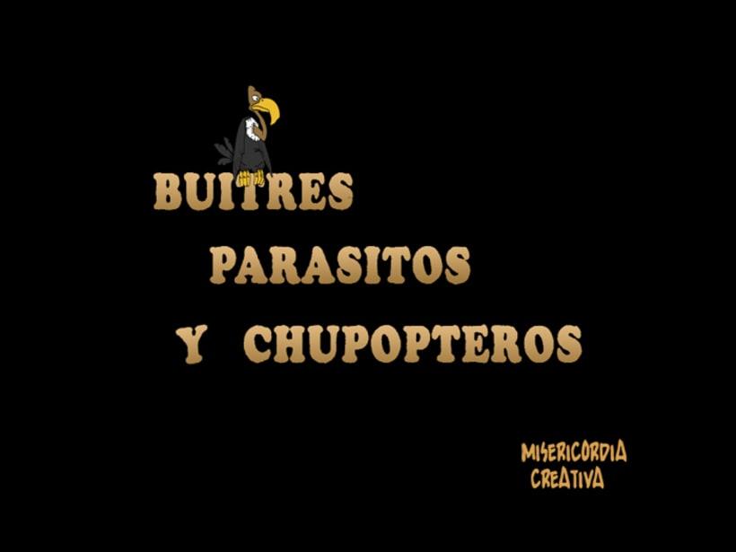 """Cortometraje """"Buitres"""". 0"""