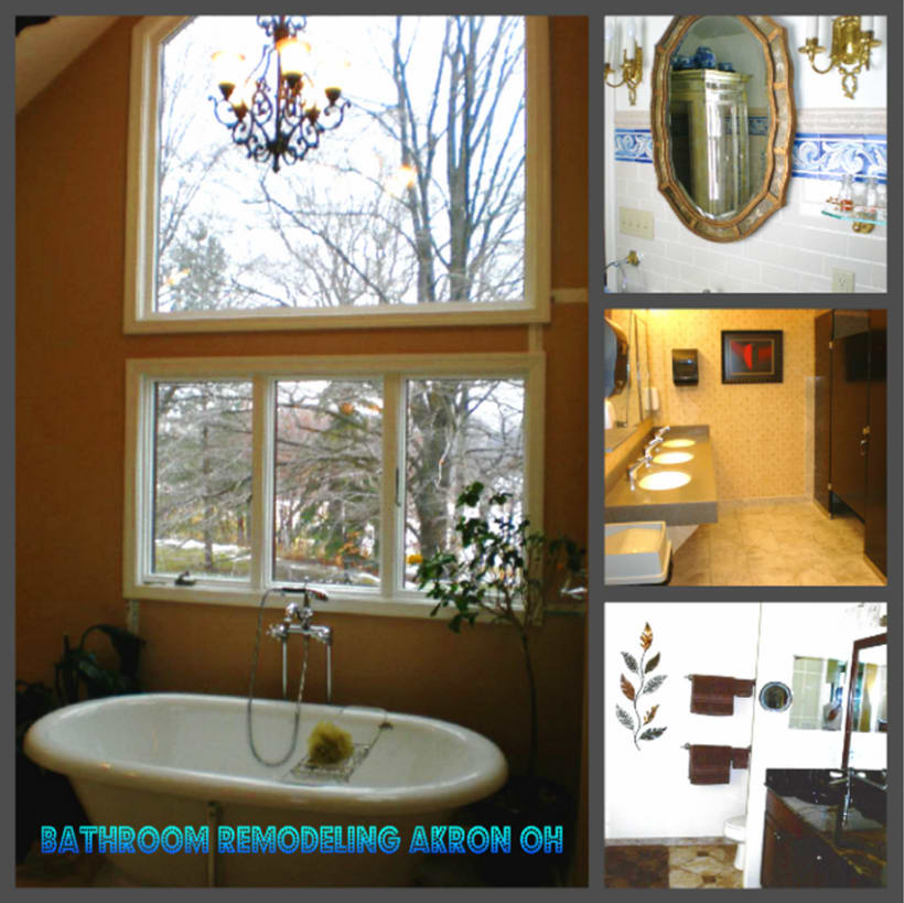 Professional bathroom remodeling services in the state of Bathroom remodeling services