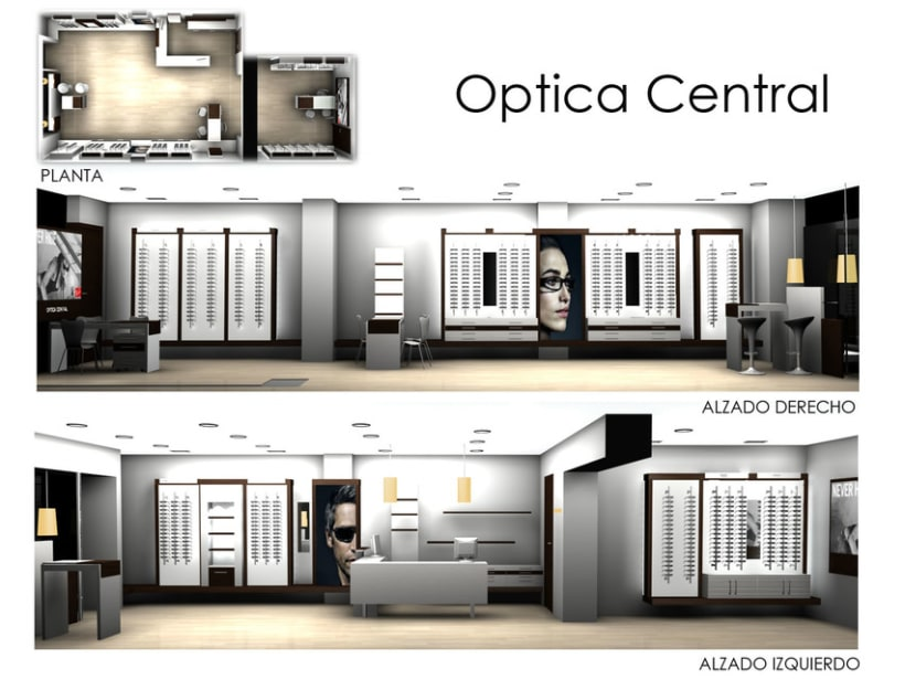 3D Optica Central 0
