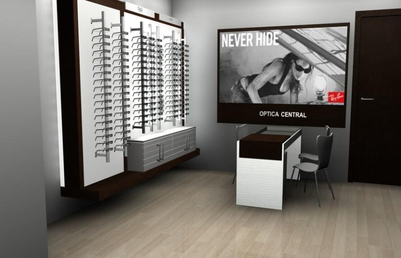 3D Optica Central 2