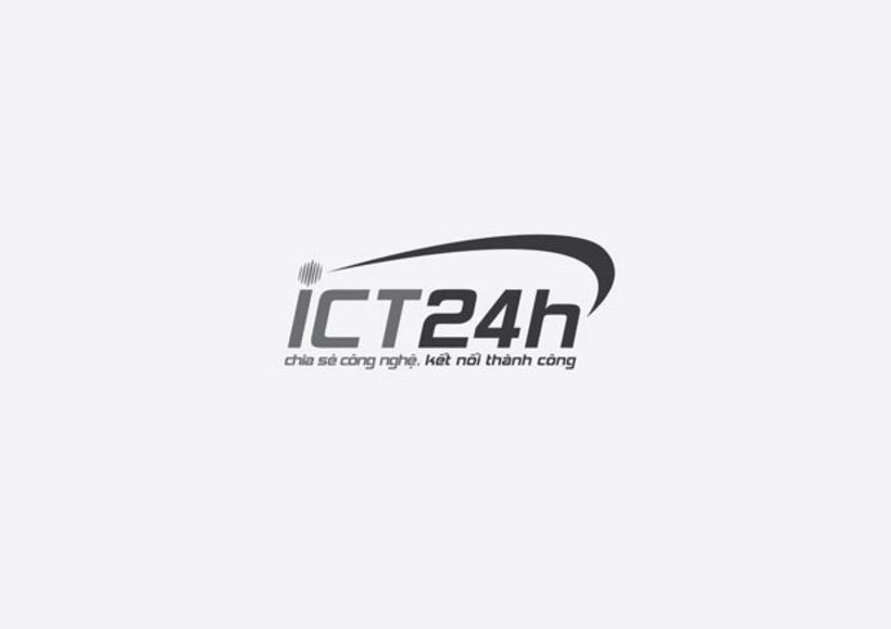 ICT24h | Logo design 6