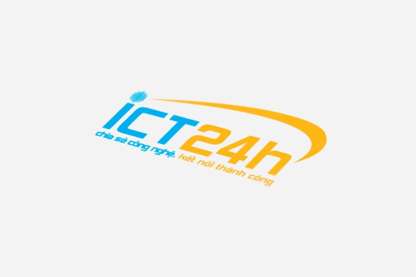 ICT24h | Logo design 10