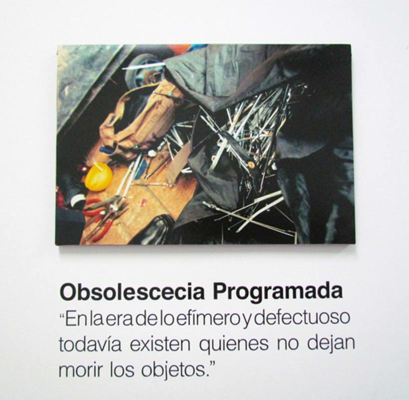 Libro - Espacio Obsolescente 5