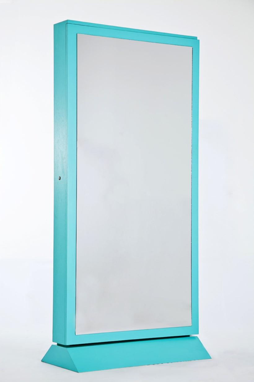 Espejo Organizador 4