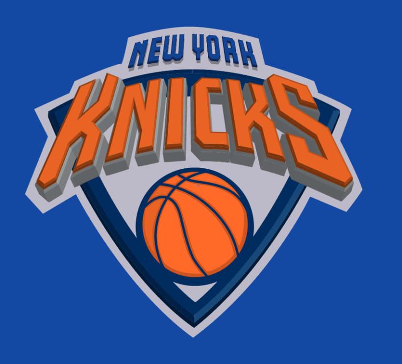 Actualización logo New York Knicks 0