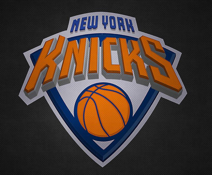 Actualización logo New York Knicks 1