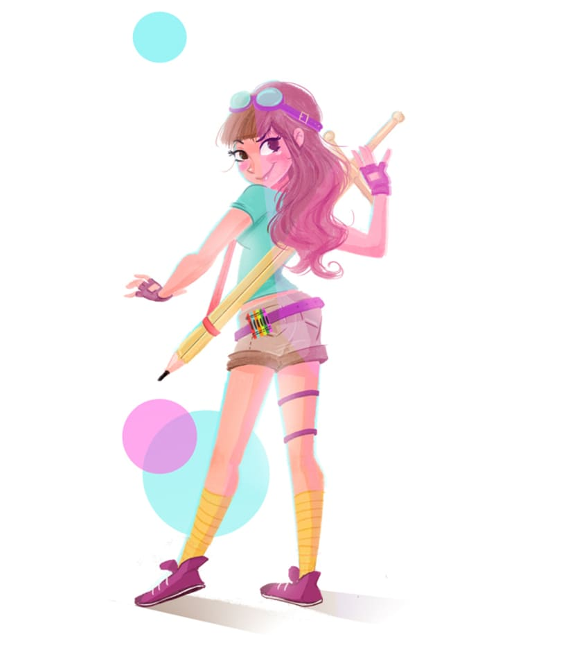 Diseño de personajes 4