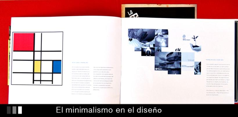 Maquetación creativa.  Proyecto Diseño Gráfico 7