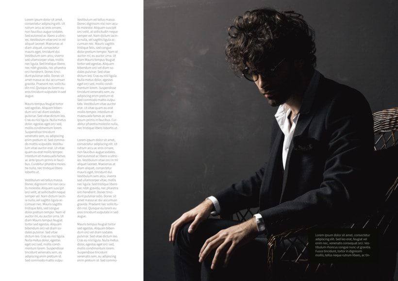 Tamar Novas para DMSTK magazine 8