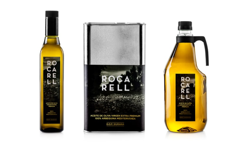 Diseño de marca y packaging | Rocarell 2