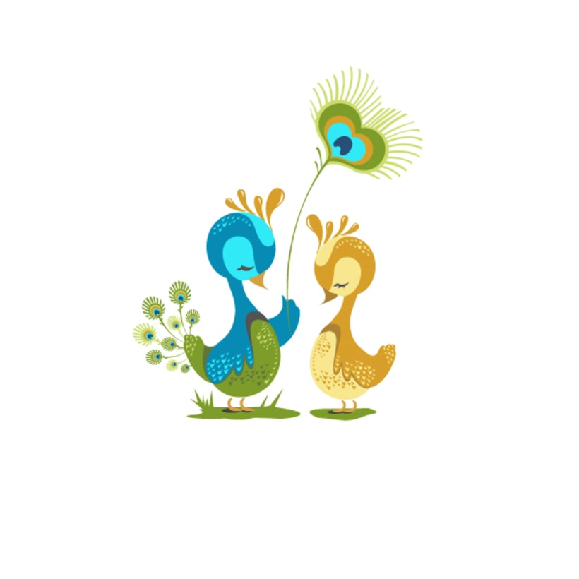The peacock lovers 0
