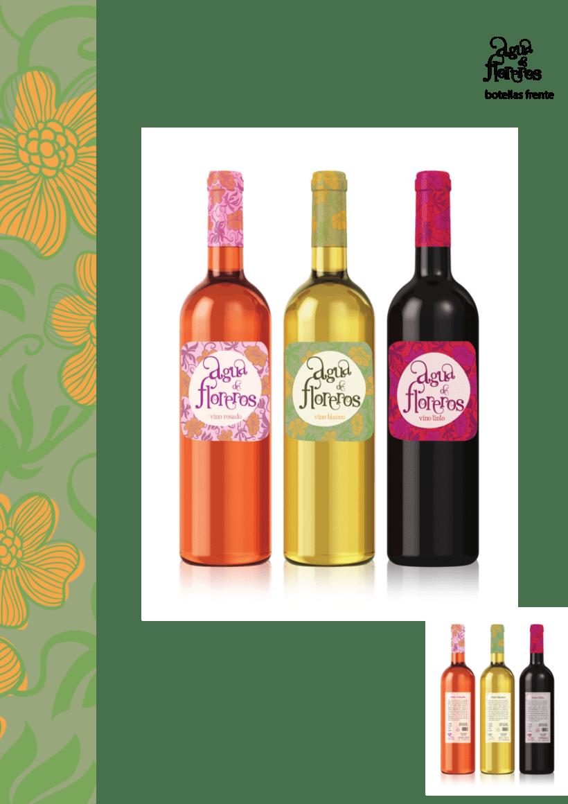 """vinos de diseño para """"La Valenciana"""" 3"""