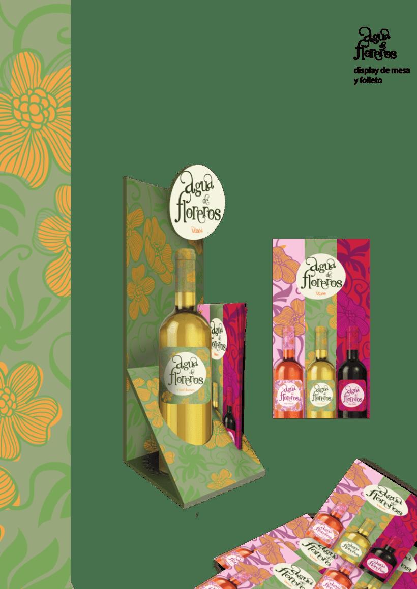 """vinos de diseño para """"La Valenciana"""" 8"""