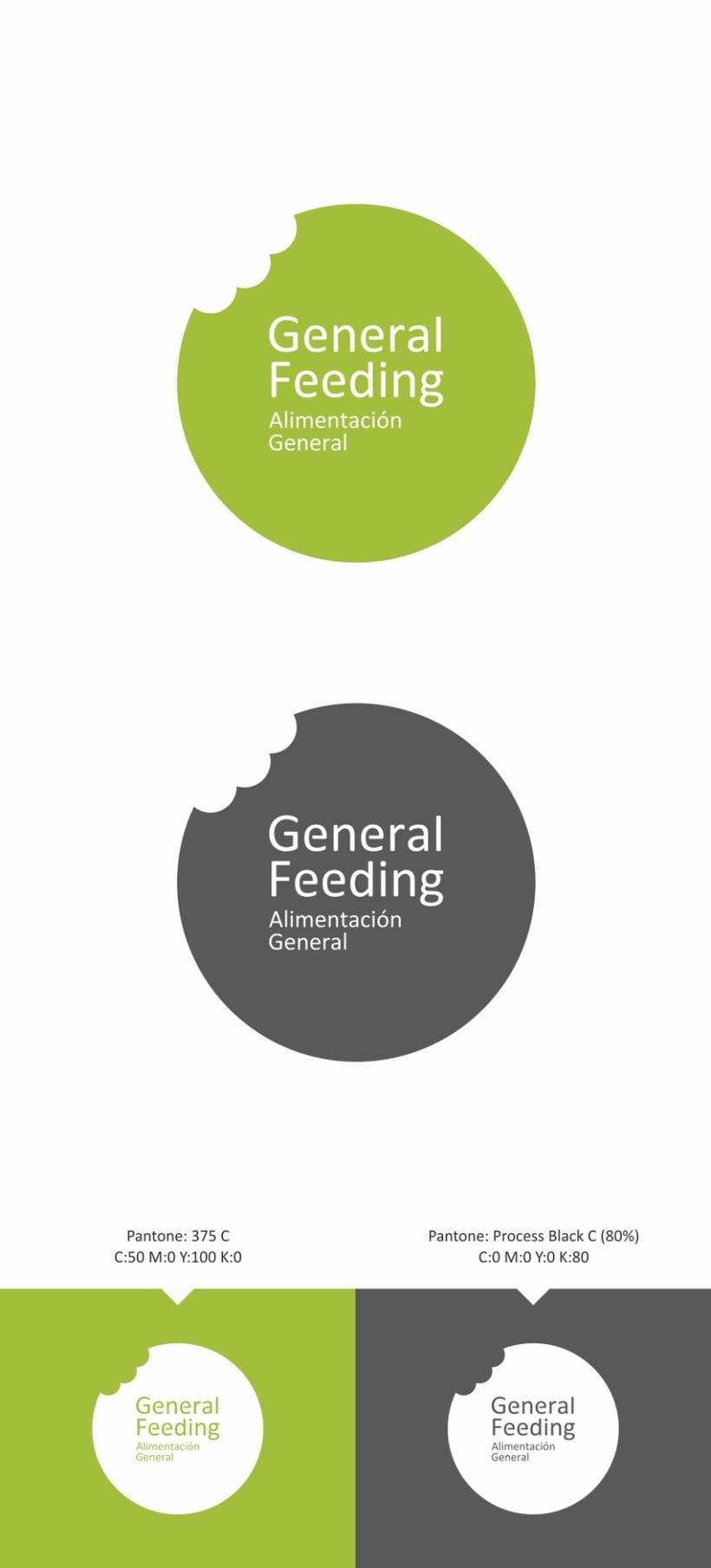 General Feeding | identidad 0